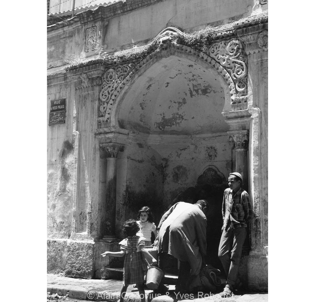 Casbah 1960, Fontaine Malakoff