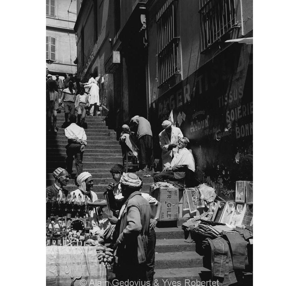 Casbah 1960, Rue des Coiffeurs