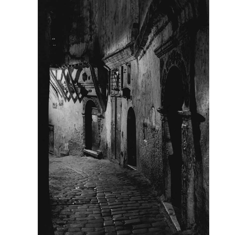Casbah 1960, rue Kleber, Alain Gedovius & Yves Robertet