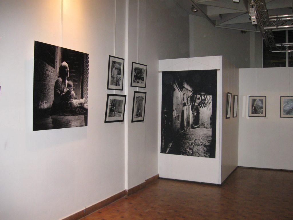 Expo Casbah 1960, Alain Gedovius, Centre Culture Algérien