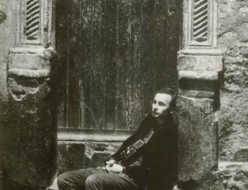 Casbah 1960, Alain Gedovius, portrait