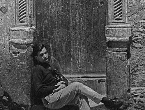 Casbah 1960, Yves Robertet, portrait