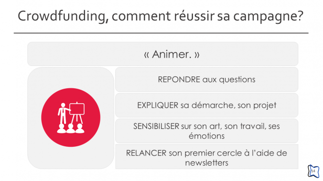 Crowdfunding, comment réussir sa campagne ? (14/24)
