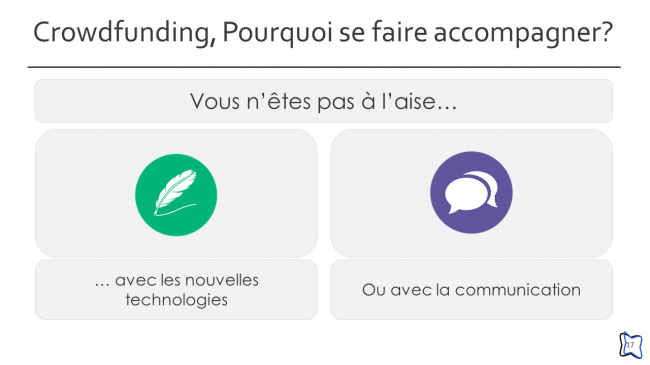 Crowdfunding, pourquoi se faire accompagner ? (17/24)