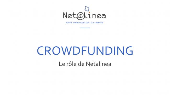 Crowdfunding, le rôle de Netalinea (18/24)