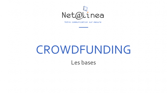 Crowdfunding, les bases (5/24)