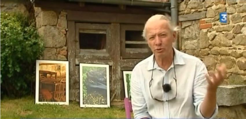 Jacques Boguel chez lui, portrait France 3 Régions
