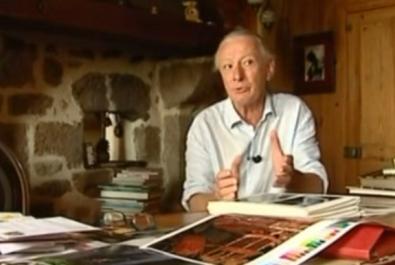 Jacques Bochel chez lui - Portrait FR3 Régions