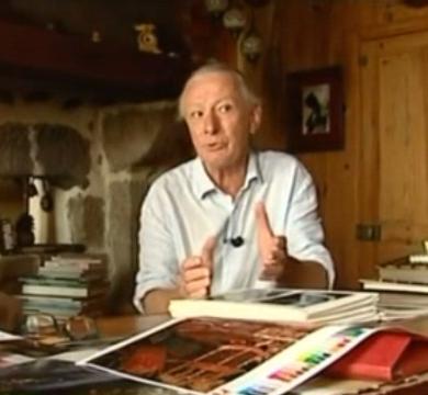 Jacques Boguel, portrait FR3