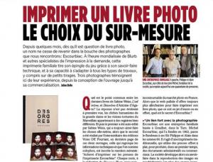Article Réponses Photo : Imprimer un livre photo, le choix du sur-mesure