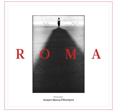 Roma, couverture