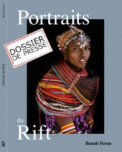 Dossier de Presse Portraits du Rift, Benoît Feron