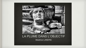 La plume dans l'objectif, Béatrice Landre, Ulule