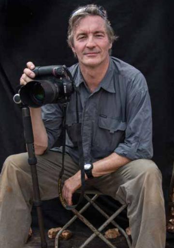 Benoit Feron, portrait