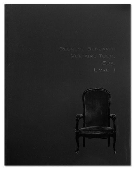 Benjamin Degreve - Voltaire Tour, Eux, Livre 1 - Couverture