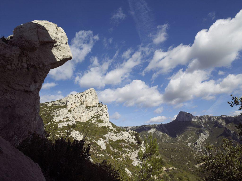 Sainte Baume II, une nature d'émition, Denis caviglia,