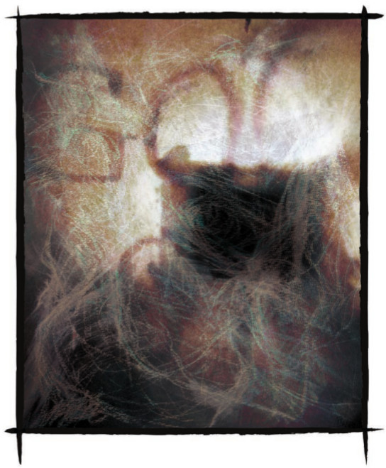 Et Circadia Ego, Ombres suintantes, Patrick Barthet