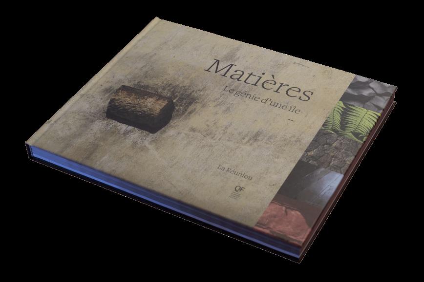 Matières, le génie d'une île, anonymus borboricus, Quartier-Français éditions