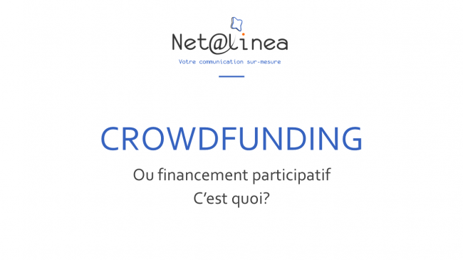 Crowdfunding, c'est quoi ? (1/24)